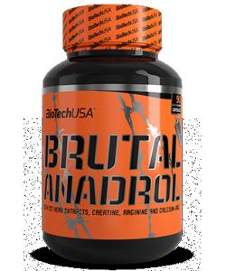 Brutal Nutrition Brutal Anadrol (90 капсул, 30 порций)