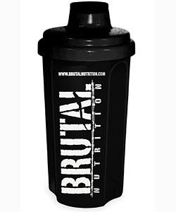 Brutal Nutrition шейкер черный (700 мл)