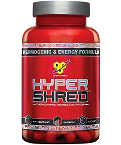 BSN Hyper Shred (90 капсул)