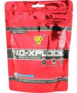BSN N.O.-Xplode 3.0 (240 грамм, 12 порций)