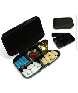 Buchsteiner Таблетница  Pillmaster Klikbox