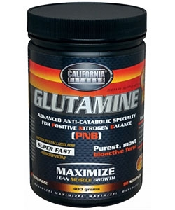 California Fitness Glutamine (400 грамм)