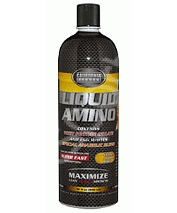 California Fitness Liquid Amino (946 мл)