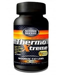California Fitness Thermo Xtreme Hardcore (120 капсул)