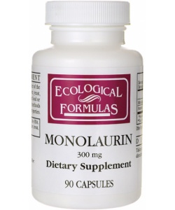 Cardiovascular Research Ecological Formulas Monolaurin (90 капсул, 90 порций)