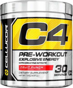 Cellucor C4 Original Formula (195 грамм, 30 порций)