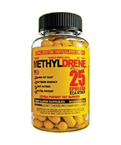 Cloma Pharma Methyldrene 25 (1 капсул, 1 порция)