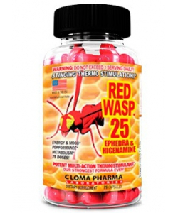 Cloma Pharma Red Wasp (75 капсул)