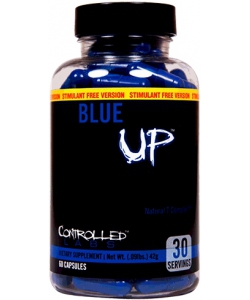Controlled Labs Blue UP Stimulant Free Version (60 капсул)
