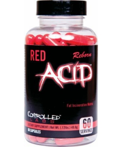 Controlled Labs Red Acid Reborn (60 капсул)