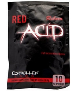 Controlled Labs Red Acid Reborn (10 капсул)