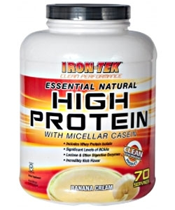 Country Life Iron-Tek Essential Protein (2500 грамм, 28 порций)