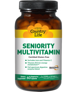 Country Life Seniority MultiVitamin (60 капсул)
