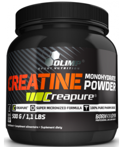 Olimp Labs Creatine Monohydrate Powder Creapure (500 грамм)