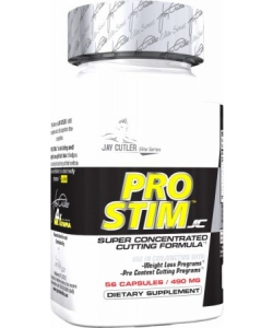 Cutler Nutrition Elite Series Pro Stim JC (56 капсул, 56 порций)