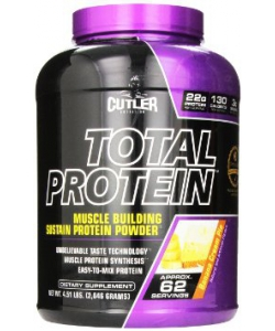 Cutler Nutrition Total Protein (2046 грамм, 62 порции)