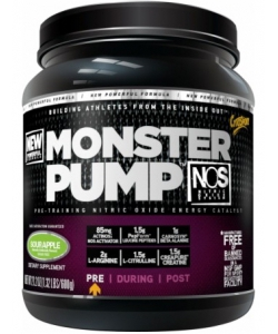 CytoSport Monster Pump (600 грамм, 39 порций)