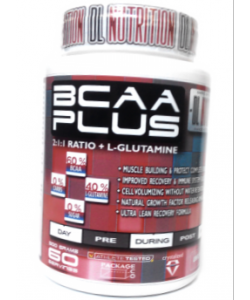 DL Nutrition BCAA Plus (300 грамм)