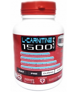 DL Nutrition L-Carnitine 1500 (100 капсул)