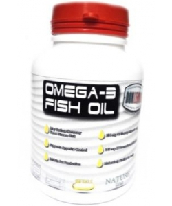 DL Nutrition Omega-3 Fish Oil (60 капсул, 30 порций)