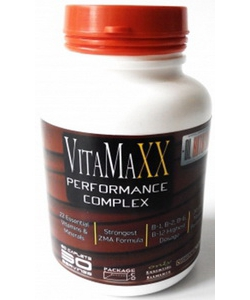 DL Nutrition VitaMaXX Performance Complex (60 таблеток)