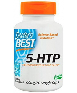 Doctor Best 5-HTP (60 капсул, 60 порций)