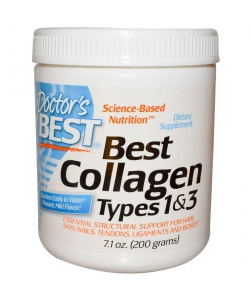 Doctor's Best Collagen Powder (200 грамм, 30 порций)