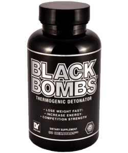 Dorian Yates Nutrition Black Bombs (90 таблеток)