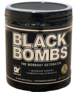 Dorian Yates Nutrition Black Bombs (300 грамм)