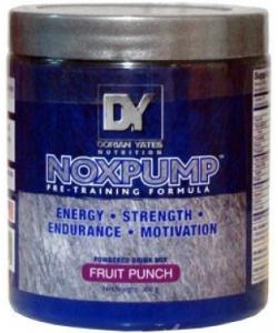 Dorian Yates Nutrition NoxPump (360 грамм, 30 порций)
