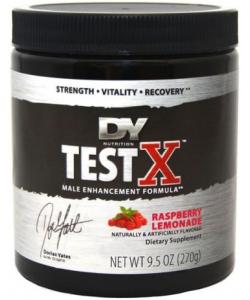 Dorian Yates Nutrition TestX (270 грамм, 30 порций)