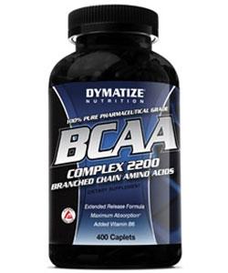 Dymatize Nutrition BCAA Complex 2200 (400 таблеток, 100 порций)