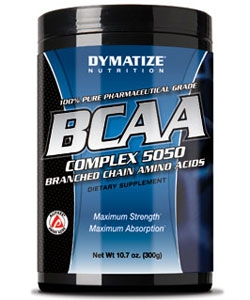 Dymatize Nutrition BCAA Complex 5050 (300 грамм, 58 порций)
