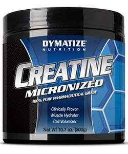Dymatize Nutrition Creatine Micronized (300 грамм)