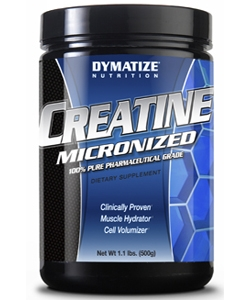 Dymatize Nutrition Creatine Micronized (500 грамм)