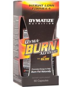 Dymatize Nutrition Dyma-Burn Xtreme Epx 200 (60 капсул)