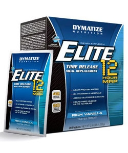 Dymatize Nutrition Elite 12 Hour Protein MRP (20 пак., 20 порций)