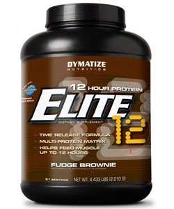 Dymatize Nutrition Elite 12 Hour Protein (2088 грамм, 63 порции)