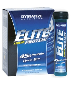 Dymatize Nutrition Elite Liquid Protein (89 мл, 1 порция)