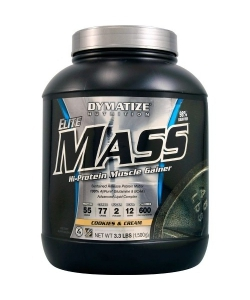Dymatize Nutrition Elite Mass Hi-Protein Muscle Gainer (2700 грамм)