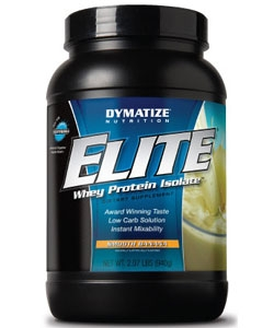 Dymatize Nutrition Elite Whey Protein Isolate (930 грамм, 31 порция)