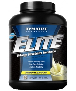 Dymatize Nutrition Elite Whey Protein Isolate (2268 грамм, 78 порций)