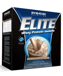 Dymatize Nutrition Elite Whey Protein Isolate (4500 грамм, 153 порции)