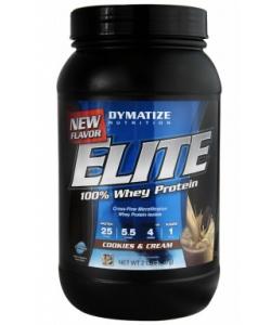 Dymatize Nutrition Elite Whey (908 грамм)
