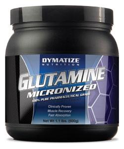 Dymatize Nutrition Glutamine (1000 грамм)