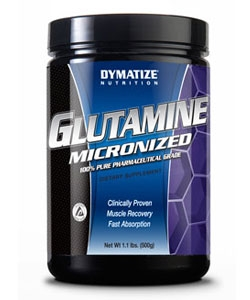 Dymatize Nutrition Glutamine (500 грамм)