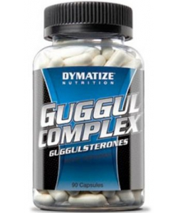 Dymatize Nutrition Guggul Complex (90 капсул, 90 порций)