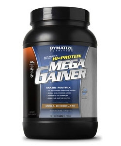 Dymatize Nutrition High Protein Mega Gainer (2730 грамм)