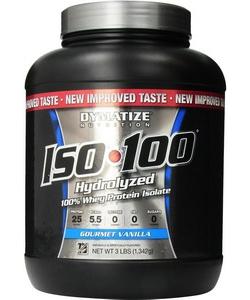Dymatize Nutrition ISO 100 (1342 грамм, 48 порций)
