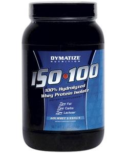 Dymatize Nutrition ISO 100 (900 грамм, 32 порции)